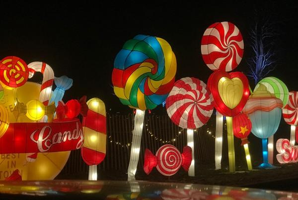 Picture for Magic of Lights to come to American Family Field in November
