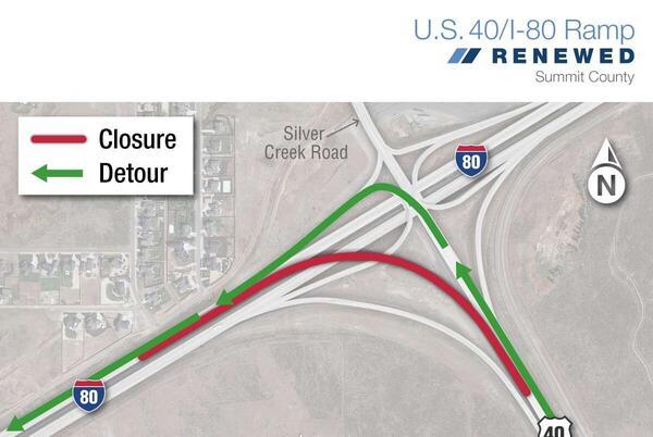 Picture for U.S. 40-Interstate 80 bridge to close Monday