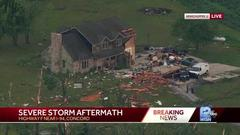 Cover for At least 4 tornadoes confirmed in southeast Wisconsin