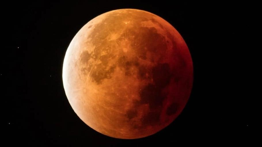 When to see the amazing blood moon tonight - Somerset Live