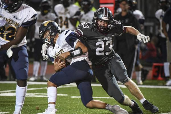 Picture for Phillipsburg football earns 2nd straight shutout with rout of Franklin