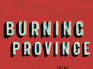 Picture for New Worlds Forever Measured by the Old: On Burning Province by Michael Prior
