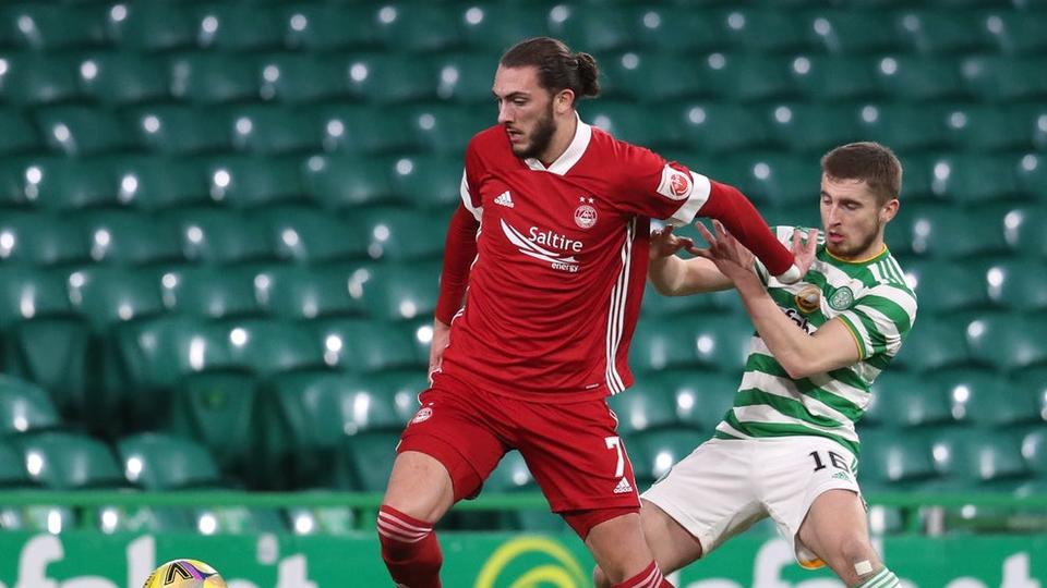 Picture for Fraser Hornby hands Aberdeen fitness boost