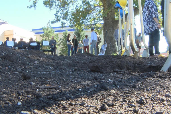 Picture for MSU breaks ground on new student wellness center