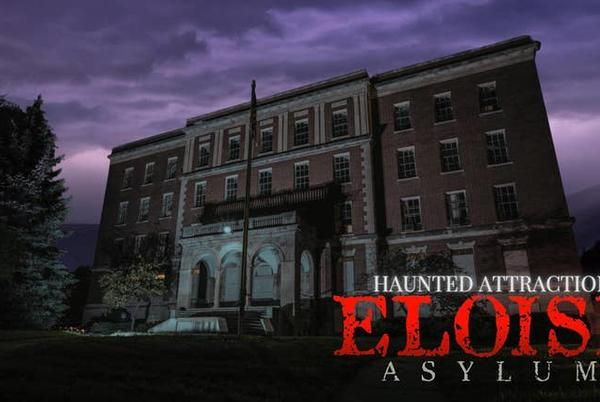 Picture for Alice Cooper to help open Eloise Asylum, a haunted house in a haunted house, in Westland