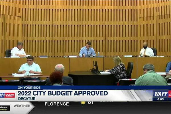Picture for Decatur City Council approves over $71 million city budget