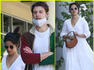 Picture for Camila Cabello Goes Cute in a White Dress While Out in WeHo with Shawn Mendes