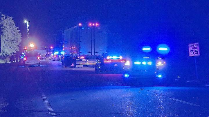 Cover for Emergency crews working reported hit-and-run in Berkeley County