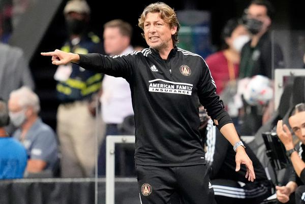 Picture for Why Atlanta United parted ways with Gabriel Heinze