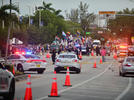 Picture for Pedestrian Dies After Car Hits Crowd at Fla. Pride Parade in 'Tragic Accident'