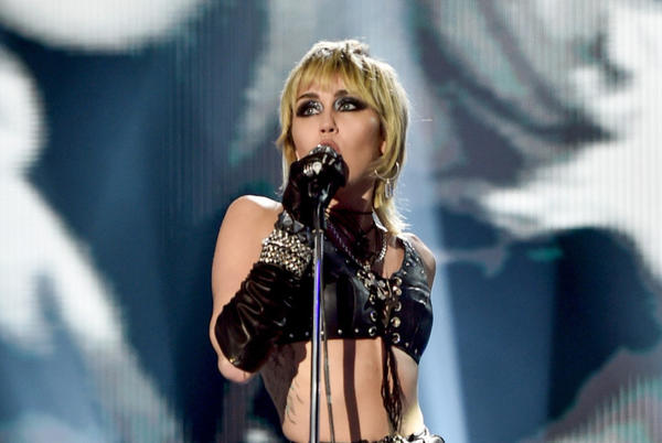 Picture for Miley Cyrus teases new era and thanks fans for standing by her