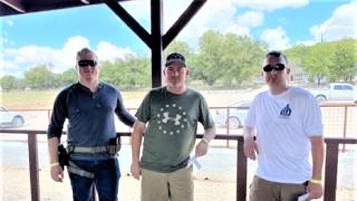 Cover for Gatesville gun range raises money for national children's hospital