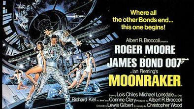 Cover for Moonraker Bay: What does Port St Lucie, Fl have to do with James Bond?