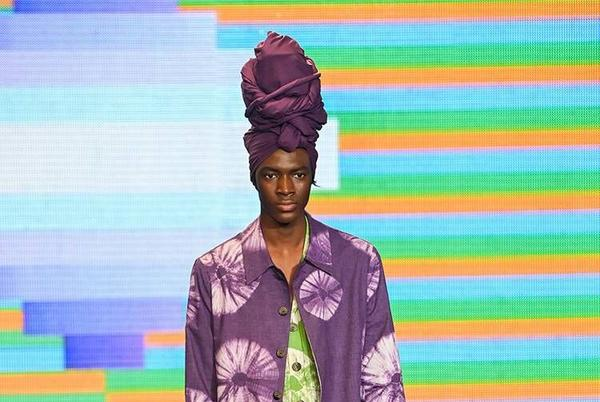 Picture for West African-Themed Spring Fashion