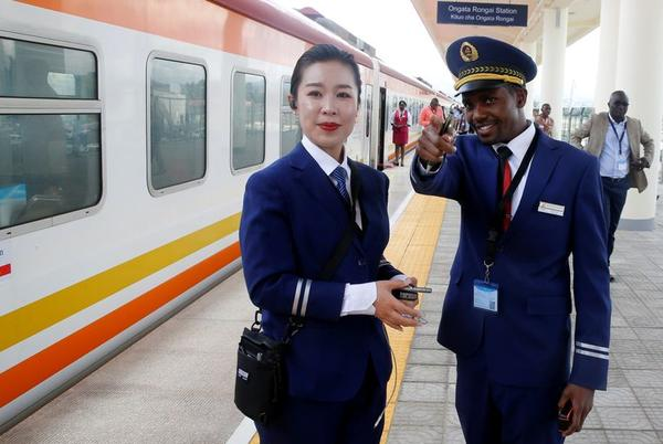 Picture for African countries have borrowed billions of euros from China. Now comes the problem