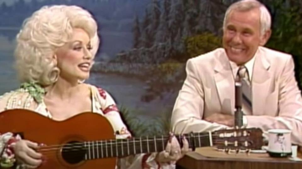 Picture for WATCH: Dolly Parton Performs Hilarious Song She Wrote For Johnny Carson