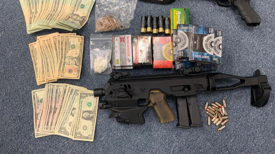Picture for Glen Burnie Man Faces Serious Charges After Officers Find Drugs, Loaded Guns During Search