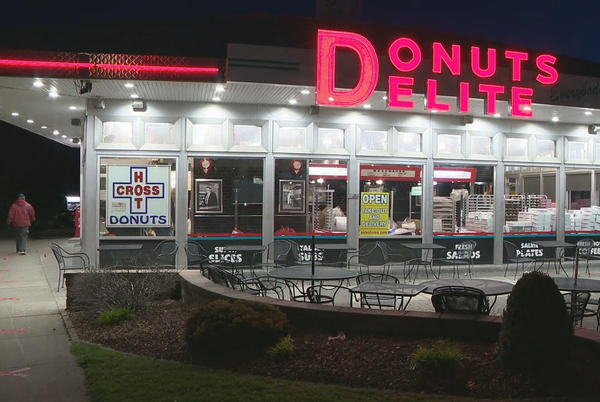 Picture for Former owner of Donuts Delite has died