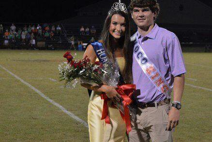 Picture for Valwood crowns homecoming king, queen