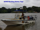 Picture for Sheriff Jay Russell Offers Boating Safety Tips
