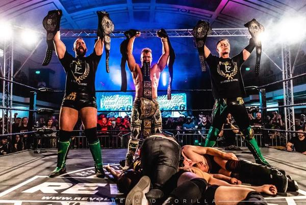 Picture for NJPW Stable The United Empire Adds Two New Members