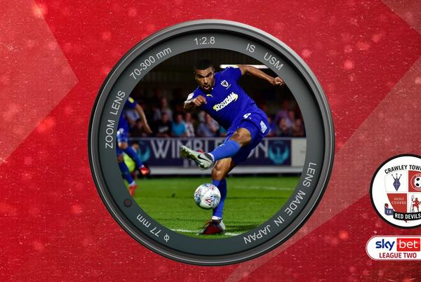 Picture for 🔎 Ones to Watch: Crawley Town (A)