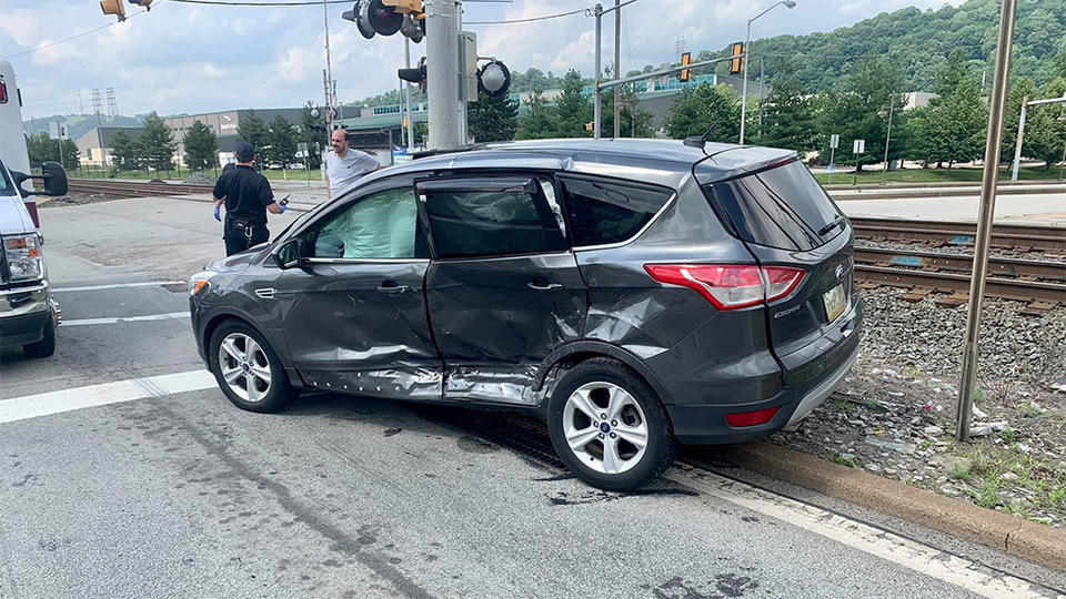 Picture for Police: Several People Injured After Two Vehicles Collide In Duquesne