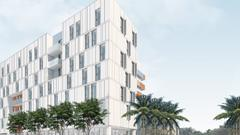 Cover for Miami Beach Board Approves Design for Artist Workforce Housing Development