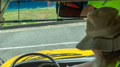 Picture for Henrico Schools' hosts bus-driving opportunity