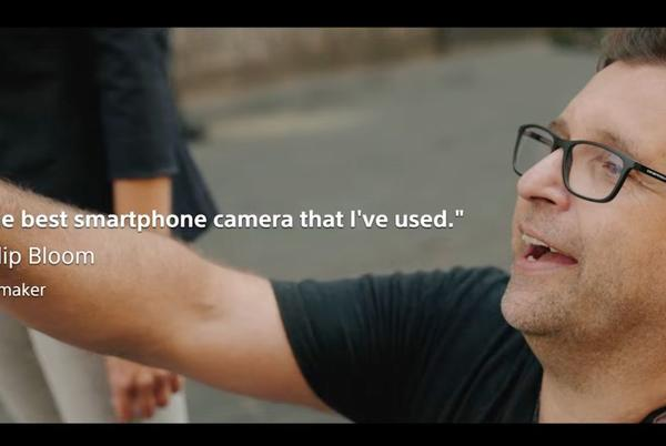 Picture for New camera-centric Sony Xperia phone to have dedicated shutter button