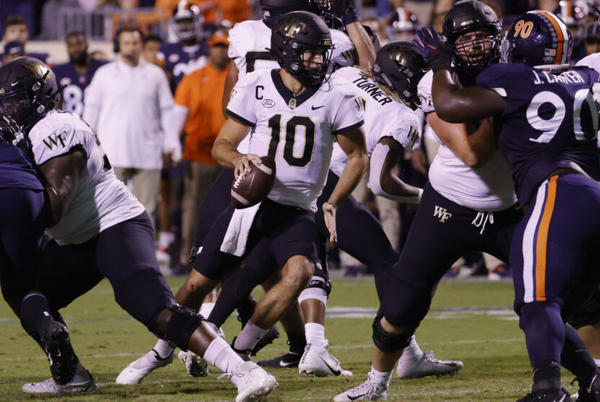Picture for Wake Forest Football: 3 Post-game hot takes after victory