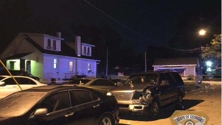 Cover for 1 dead, 7 wounded at homecoming block party near Fort Valley State University