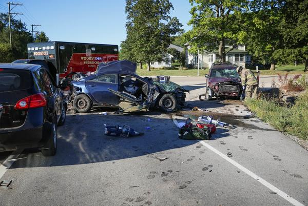 Picture for 25-year-old woman killed after being t-boned by semi-truck near Marengo