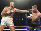Picture for Tyson Fury favourite for Anthony Joshua super-fight because of 'his size and boxing ability', reckons ex-foe Otto Wallin