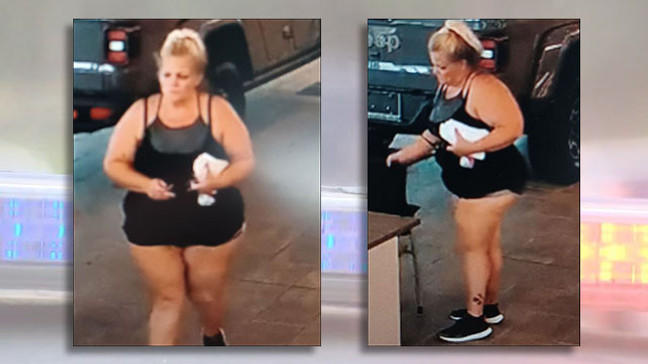 Cover for Florida woman tries to steal car and dyes her hair to get away