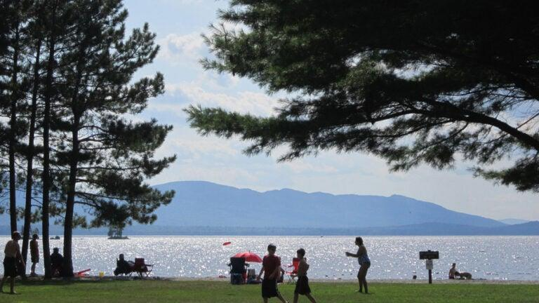 Picture for 2 of America's best lake vacations are in New England, according to U.S. News & World Report