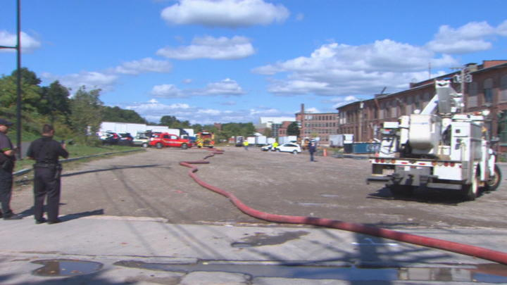 Cover for Gas Leak In Lawrence Forces More Than 100 People Out Of Nearby Buildings