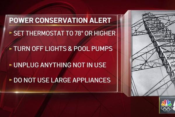 Picture for ERCOT's Call to Conserve Power Continues Through Friday