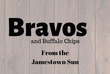 Picture for Bravo to rain in the Jamestown area