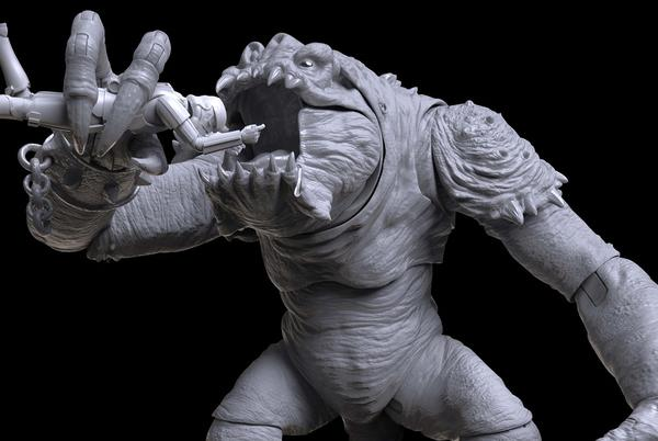 Picture for Rancor crowdfunding campaign among the Hasbro Star Wars Pulse Con reveals