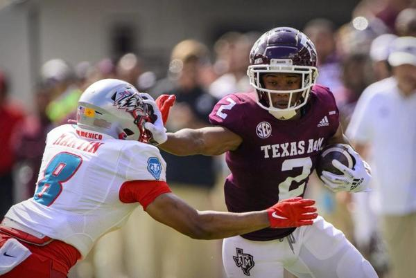 Picture for WATCH: No. 7 Texas A&M Aggies blank New Mexico for 11th straight win
