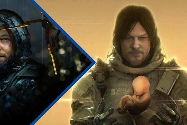 Picture for Death Stranding Director's Cut: How to Transfer PS4 Save File to PS5
