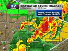 Picture for Severe Thunderstorm Warnings for Dade & Cedar Counties