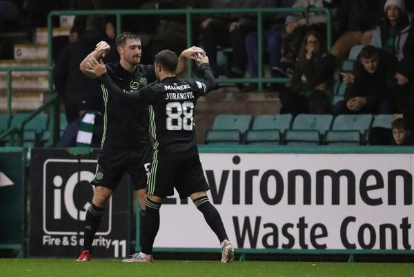 Picture for Video – Unique Angle from Easter Road lingers on those Celtic celebrations
