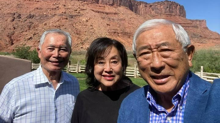 Cover for George Takei Visits Moab for Music Concert