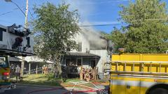 Cover for Fire officials: Watertown duplex had no working smoke detectors