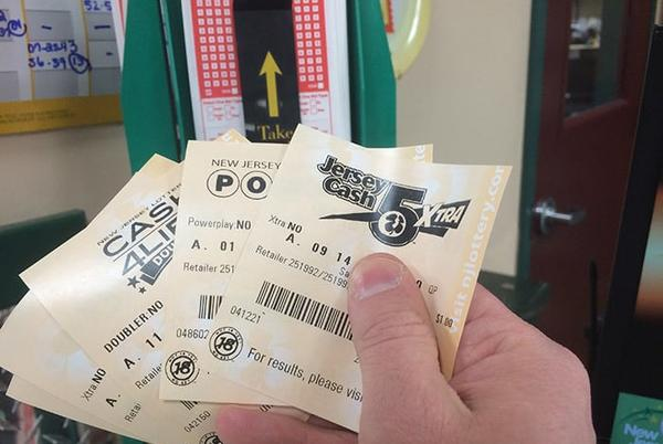 Picture for Two Winning Lottery Tickets Sold At The Jersey Shore