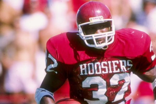 Picture for Anthony Thompson gave IU a national stage, nearly won Heisman: 'He should've won it.'