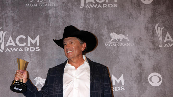 Cover for George Strait, with Willie Nelson & Family, to Play a Second Show at Moody Center in Austin, TX April 30, 2022