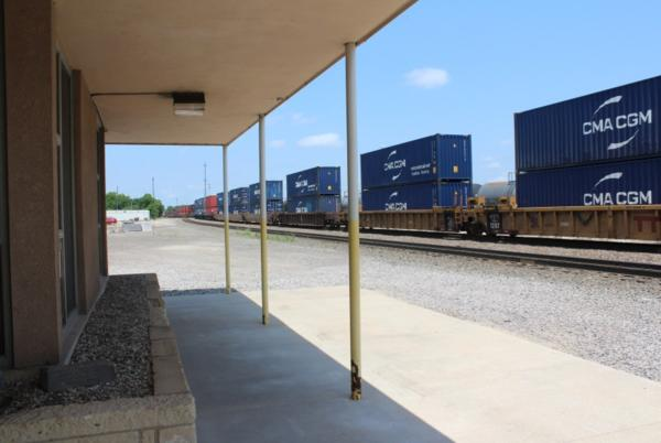 Picture for Passenger rail could mean big things for some Kan. communities